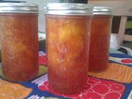 Peach White-Wine Preserves